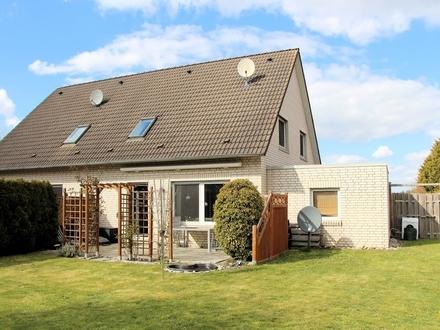 Vermietetes Doppelhaus in Bad Essen-Dahlinghausen!