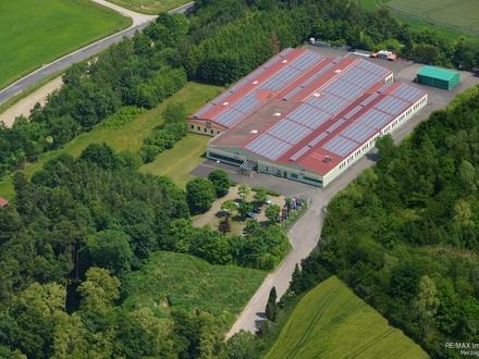Produktions- und Lagerhallen in Gerhardshofen
