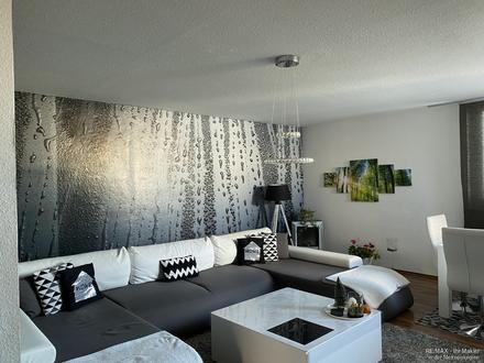 Für Kapitalanleger: sehr gut vermietete Wohnung auf 87 m² Wfl. mit Balkon in AN-Untereichenbach