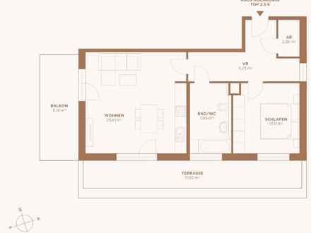 Wohnungen mit Weitblick in Sankt Johann im Pongau