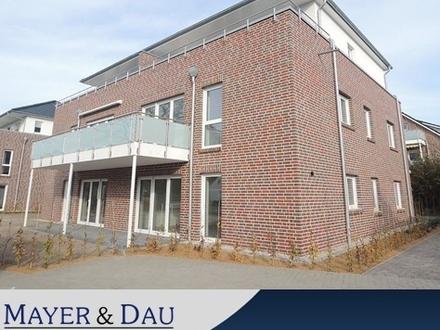 Varel: Erstbezug! Gut geschnittene Wohnung im Ortskern, Obj. 4516
