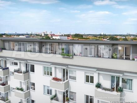Wilmersdorf von oben: Ihr Dachgeschoss-Neubau zur Selbstnutzung