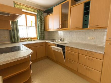 Wohnung in Saalbach