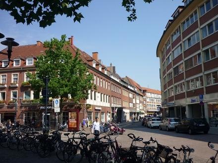 36 m²-Laden in der CITY von Münster, Nähe Ludgeristraße/Seitenstraße
