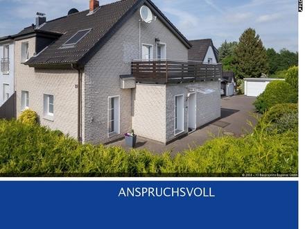 Ideales Familienanwesen - geräumige DHH mit Hofanlage und großem Grundstück 735 m²