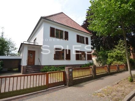 Renoviertes Einfamilienhaus in Bestlage von Vegesack mit traumhaften Weserblick
