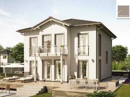 Elegante Stadtvilla mit Energiesparpotential! (KfW-Effizienzhaus 55)