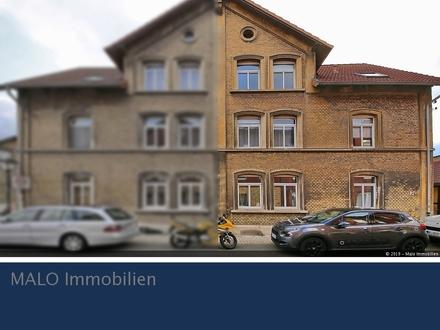 Doppelhaushälfte in Wolfenbüttel - Zwei Wohnungen und Gartenplatz