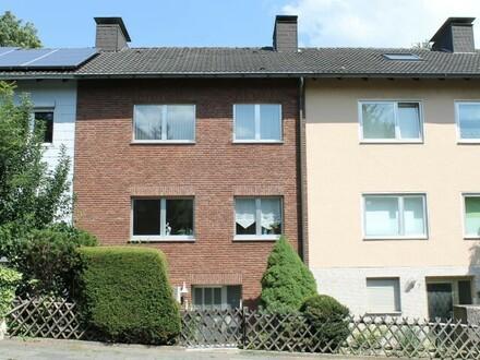 Reihenmittelhaus mit einem schönen Garten in ruhiger Wohnlage - DO-Lütgendortmund