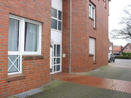 Viel Platz zum Wohlfühlen ! Große Erdgeschosswohnung mit Terrasse in Haren (Ems)