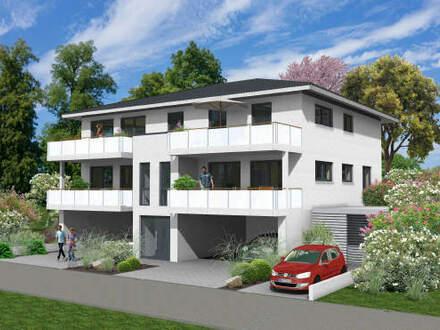 BAUSTART ERFOLGT!!! Komfortable 2-Zimmer-Neubauwohnung in begehrter Wohnlage von Bad Oeynhausen!