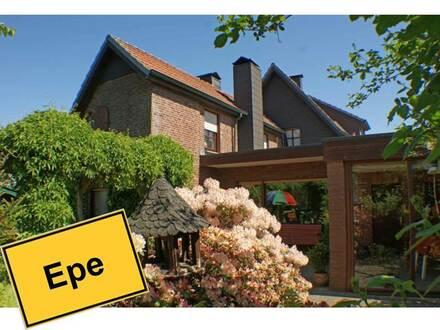 RESERVIERT --- Gepflegtes Einfamilienhaus in Eper Randlage ---