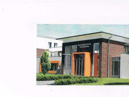 Neubau der Seniorenresidenz Emsauenpark. Investieren Sie in eine Pflegeimmobilie als Kapitalanlage