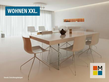 Wohnen XXL - 3,5-Zi-Neubau-Whg mit sonniger Loggia.