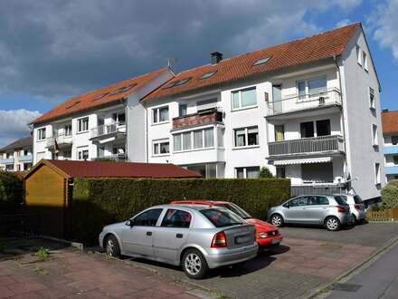 Vermietete Dachgeschosswohnung in Lage
