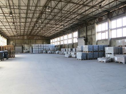 1.080 m² Kalthalle verfügbar ab 01.09.2020!
