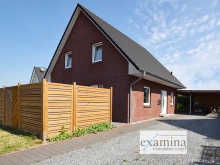 Attraktives Einfamilienhaus mit Wohlfül-Garantie und pflegeleichtem Garten in Flensburg!