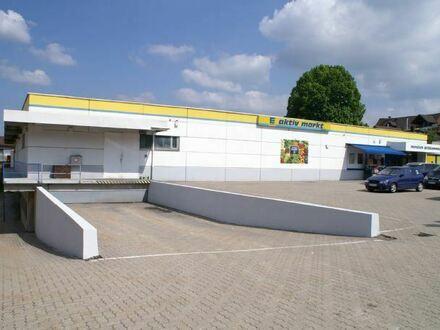 Verbrauchermarkt zur vielseitigen Nutzung zwischen CO und SON ca. 1000 m²
