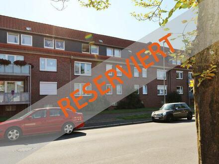 TT bietet an: Gut vermietete 4-Zimmer-Eigentumswohnung im Wilhelmshavener Inselviertel!