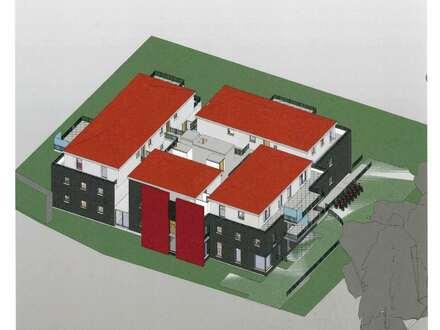 Neubau-Eigentumswohnung in grüner Umgebung
