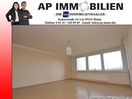 *MAINZ-FINTHEN* - 2 Zimmerwohnung mit EBK, Balkon und Garage *Kapitalanlage oder Eigennutzung*