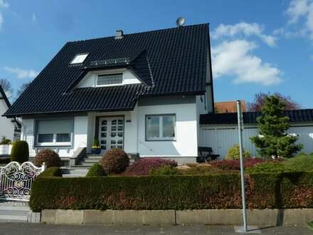 Wunderschönes Wohnhaus mit Anbau und Halle in Hiddenhausen