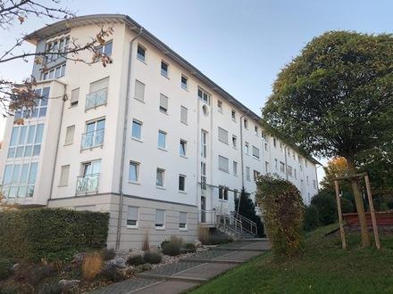 Schöne Maisonette-Wohnung mit Dachterrasse und Tiefgaragenstellplatz am oberen Eselsberg