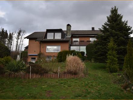 Hier lassen sich ihre Träume verwirklichen ! Zweifamilienhaus in Vlohto mit herrlichem Fernblick !