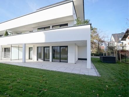 TRAUMLAGE PARSCH: Edle 4-Zimmer-Gartenwohnung in perfekter S/W-Ausrichtung!