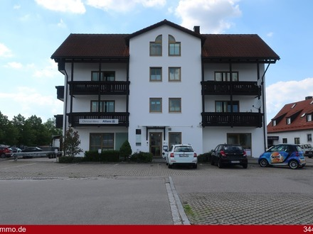 Kapitalanleger aufgepasst, 2 Zimmer-Wohnung in Landsberg mit zwei Balkonen