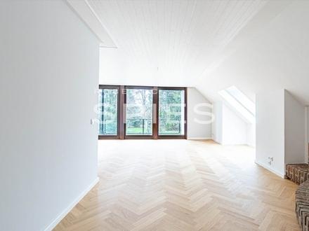 Frisch renovierte, attraktive 3-Zimmer-Wohnung im beliebten Staddteil Horn