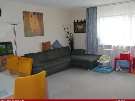 Helle 3 Zimmer-Wohnung mit zwei Balkonen
