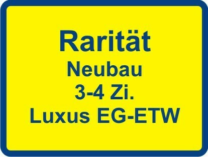 Kaufen ab € 683,- mtl.* / 3-4 Zi. Luxus EG-ETW im 2 FH ! Keine Käuferprovision!