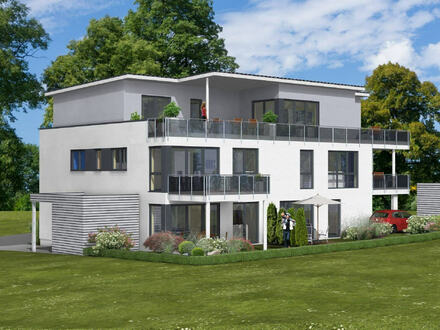 RESERVIERT!!! 2-Zimmerwohnung mit überdachter Terrasse in Löhne/Bad Oeynhausen!