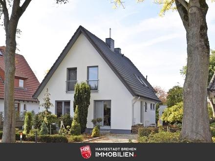 Habenhausen / Modernisiertes Einfamilienhaus mit großzügigem Sonnengrundstück
