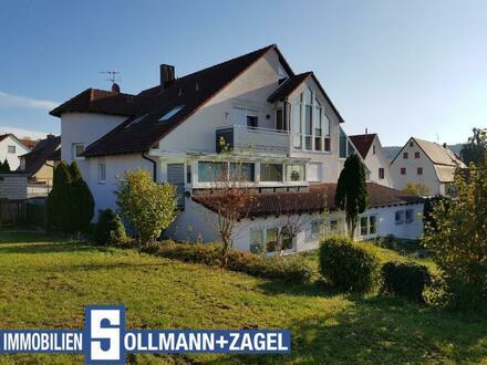 """""""Stay at home"""" in grüner Lage! Wohnen und Arbeiten unter einem Dach in Abenberg"""