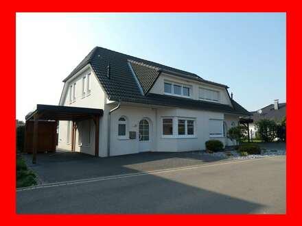Neuwertiges Doppelhaus in allerbester Wohnlage von Porta Westfalica-Barkhausen.