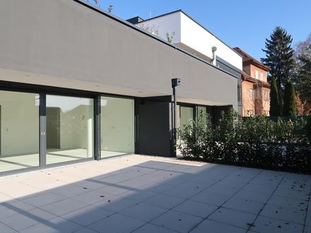Südseitig ausgerichtete Gartenwohnung in Nonntal