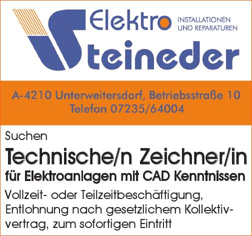 Suchen Technische/n Zeichner/in für Elektroanlagen mit CAD Kenntnissen Vollzeit- oder Teilzeitbeschäftigung, Entlohnung nach gesetzlichem Kollektivvertrag, zum sofortigen Eintritt