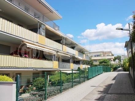 Premium-Eigentumswohnung mit Balkon u. Tiefgaragenstellplatz!