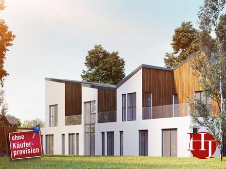 """""""Kubus M"""" – Land trifft auf Moderne! Neubau KfW 55 Effizienshaus mit 7 Wohneinheiten"""