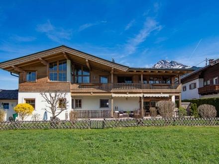 Mehrfamilienhaus mit traumhaftem Kaiserblick