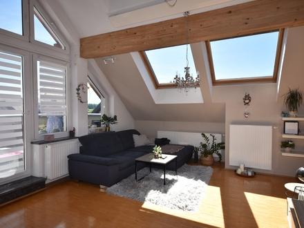 EUGENDORF / Moderne Loftwohnung mit Sonnen-Terrasse