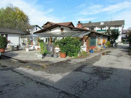 Prien - TOP Lage, 500 m zum See - 2 Grundstücke bebaubar mit 8 Fam-Haus - Genehmigter Vorbescheid