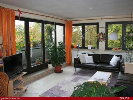 Verhandlungsbasis - Sonnige 4 1/2 Zimmer ruhig und hell auf zwei Etagen - 2 x Loggia - 1 Stellplatz