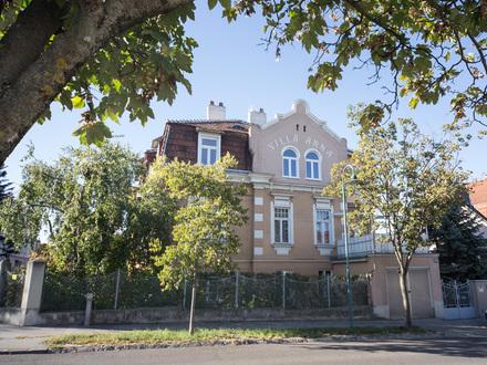 Helle Villenetage mit Balkon, Garten & Garage im wunderschönen Perchtoldsdorf