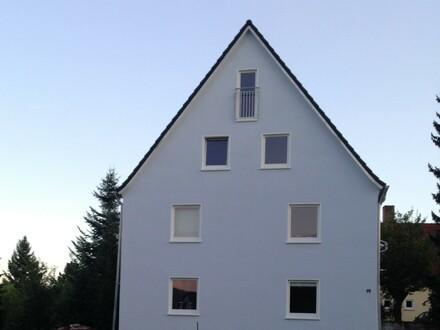 Großzügige, ansprechende Maisonette-Wohnung 2 ZKB in Kulmbach zu vermieten