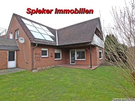 Wohnhaus mit Einliegerwohnung in sehr guter Wohnlage von Wiesmoor