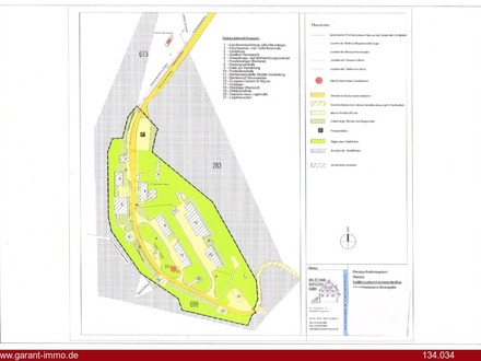 Ihr neues Paintball-Woodland-Areal: Eigenständiges, ca. 5,5 Hektar großes Gewerbegebiet