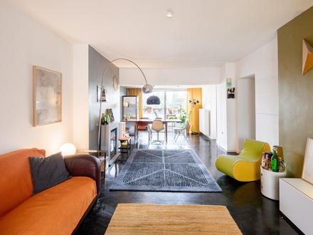 Stilvolle Maisonettewohnung mit attraktiver Dachterrasse